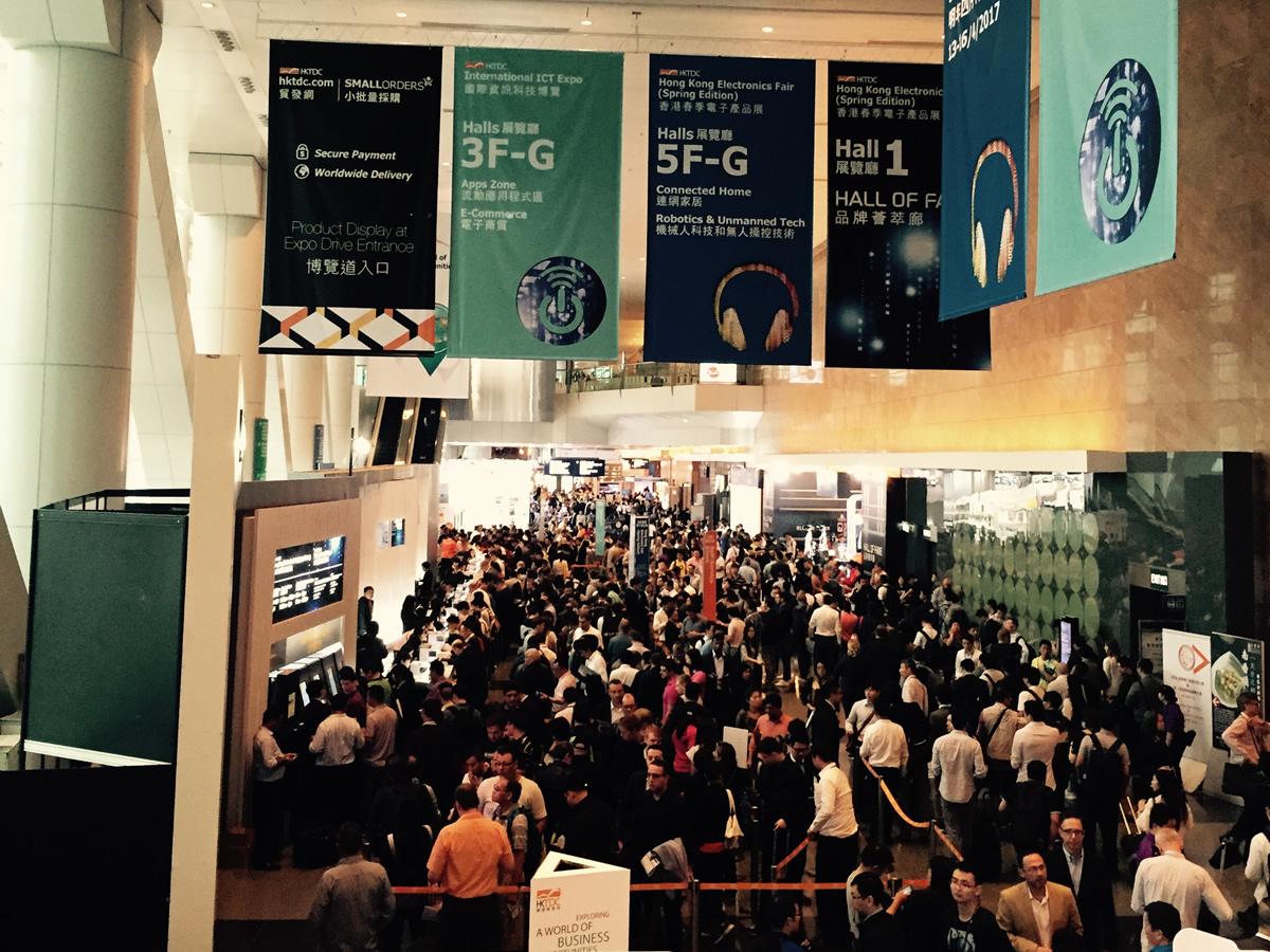 香港エレクトロニクスショーに見る日本と海外のビジネス意識の差とは|クロスボーダーメディア